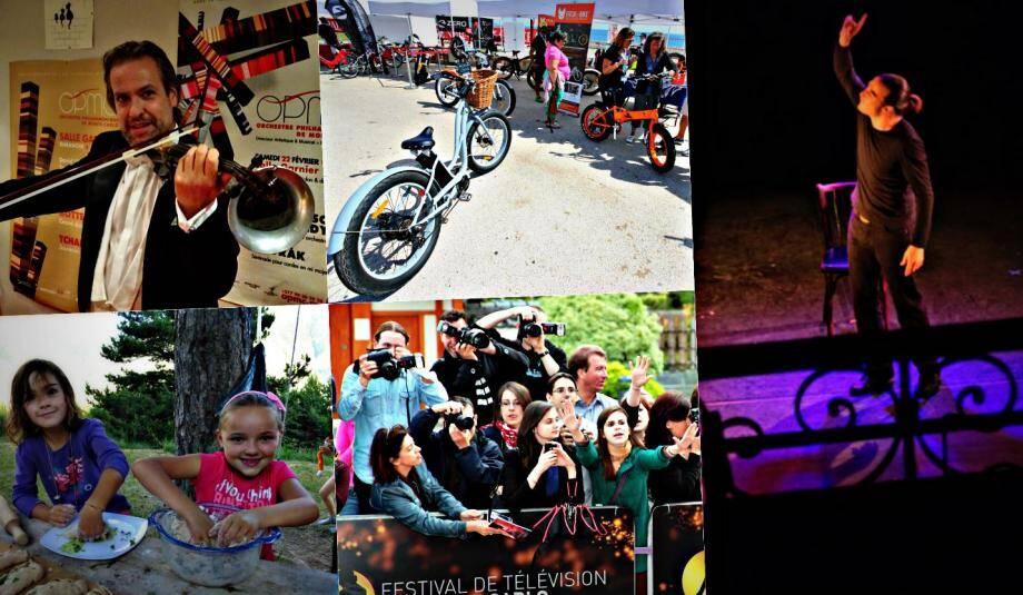 Concert insolite, salon de l'e-bike, pièce de théâtre des jeunes..., il y en aura pour tous les goûts ce week-end