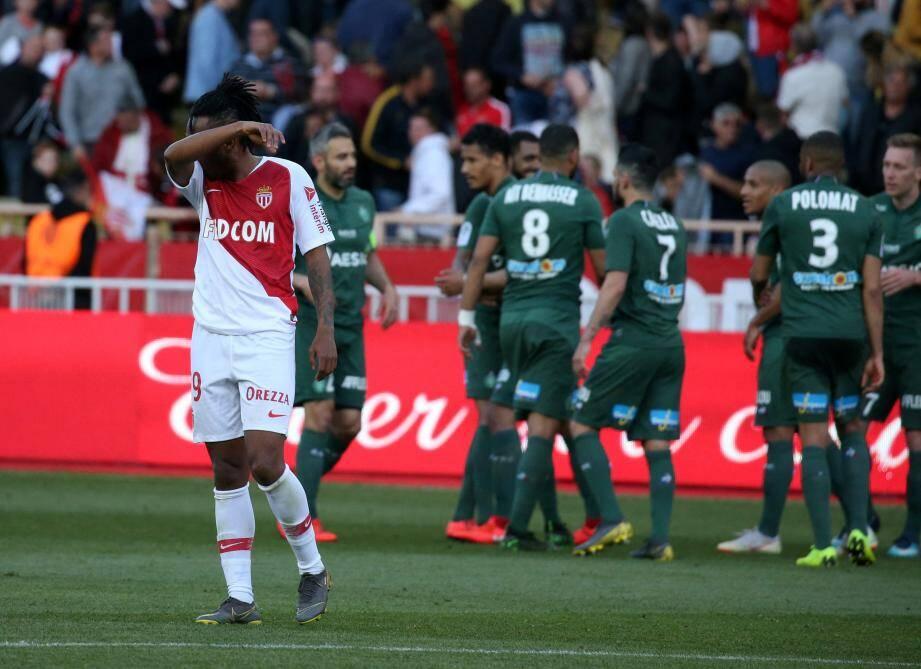 Gelson Martins a été décisif, mais Monaco a fini par craquer.