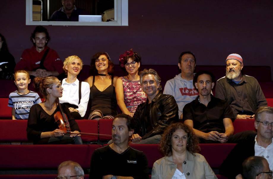 Les artistes, qui se produiront cette année, ont présenté, vendredi soir, un extrait de leurs spectacles.