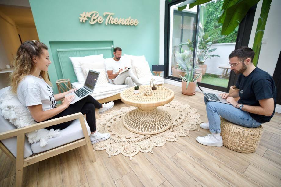 L'espace de coworking Trendee est déjà tourné vers la prochaine saison. Il compte présenté très bientôt ses nouveaux concepts.