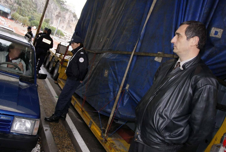 Des contrôles de retour aux frontières. Comme ici, sous le regard du commissaire Jean Gazan.