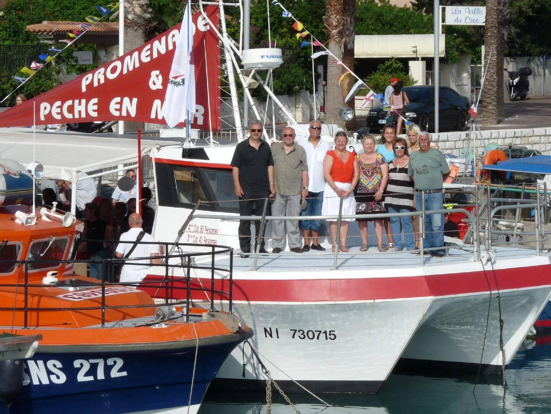 Jean-Louis le pêcheur lance  le « Pesca-touri - 17669240.jpg
