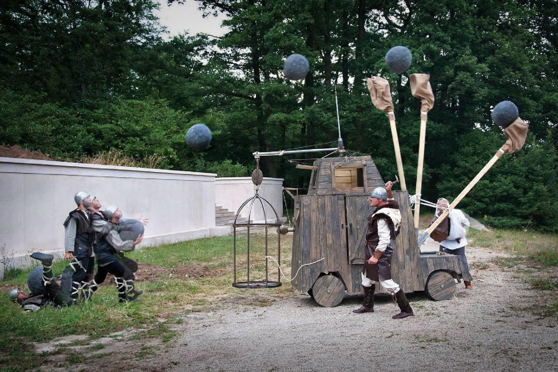 Les Catapultés presque prêts pour l'assaut - 18024841.jpg