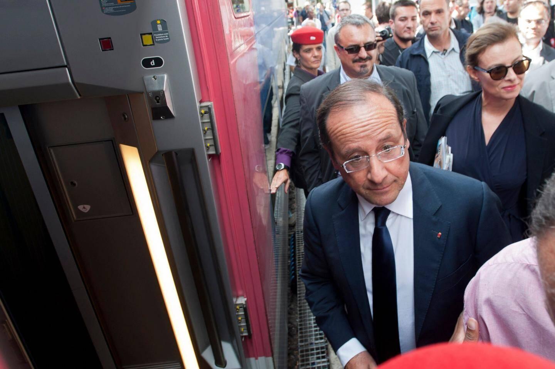 François Hollande et sa compagne Valérie Trierweiler ne vont pas s'ennuyer dans le Var.