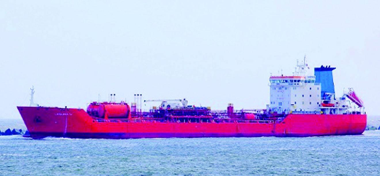 Le cargo Laguna D a transporté à son insu du Vénézuela jusqu'au port de Rotterdam la cocaïne.