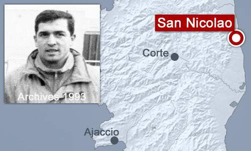 Assassinat en Haute-Corse