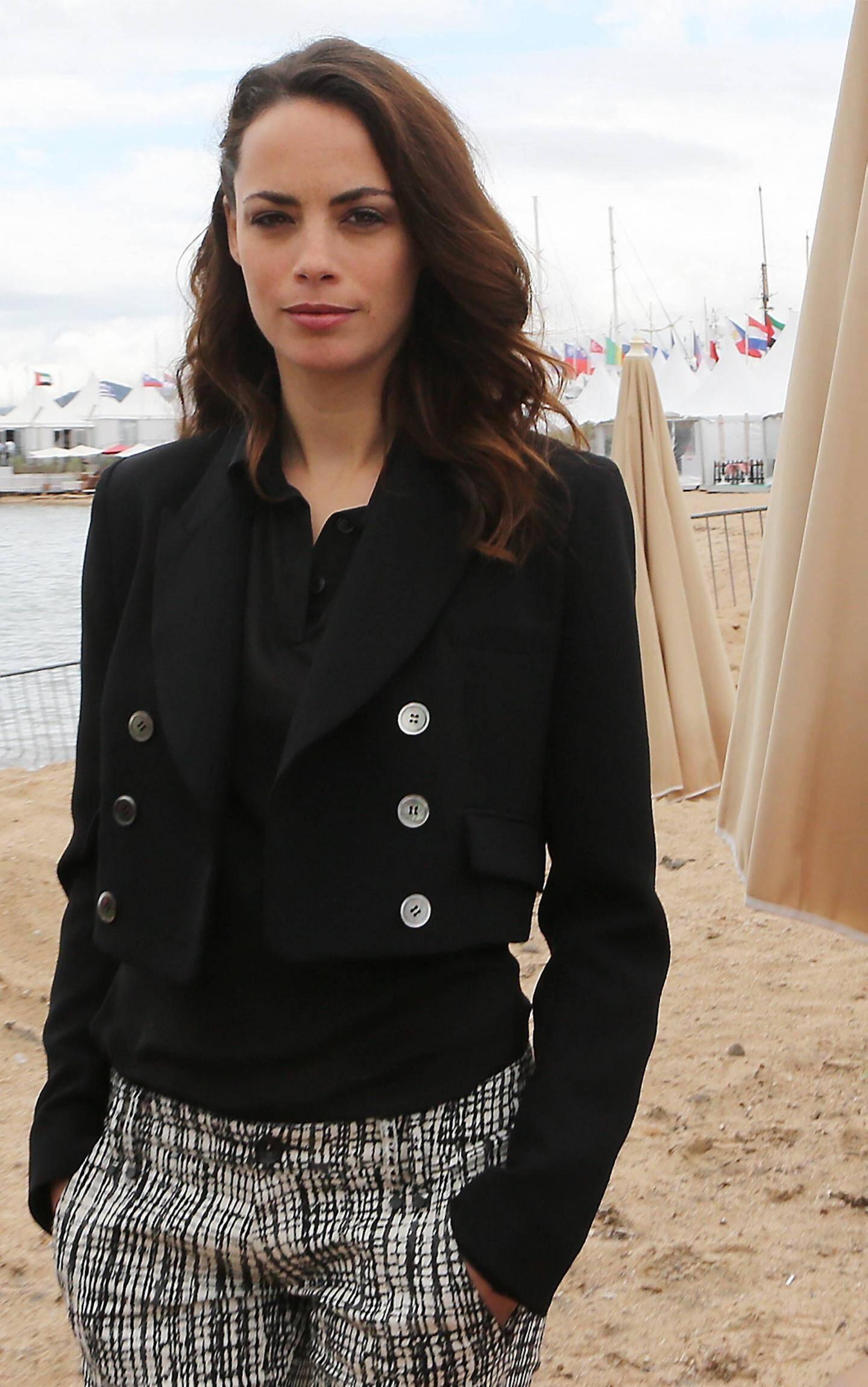 Bérénice Bejo est désormais une habituée de la Croisette.