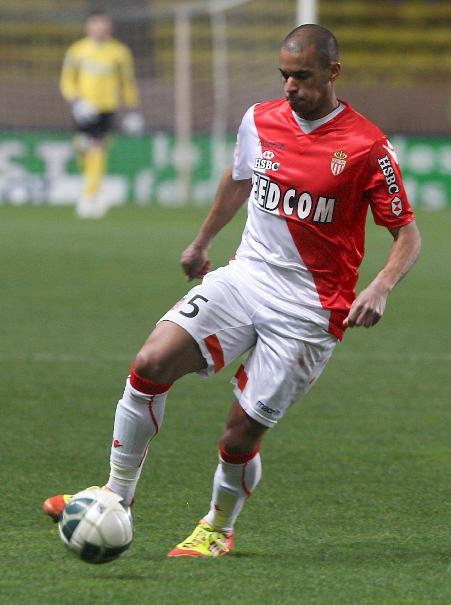 Coulibaly sous le maillot de l'AS Monaco, contre Guingamp, en mars. Sera-t-il toujours en rouge et blanc cette saison ?