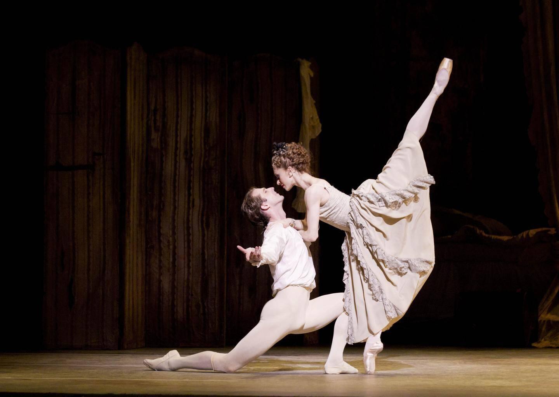 Le Royal Ballet de Londres à Monaco