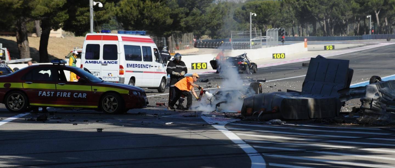 Accident mortel au circuit Paul Ricard