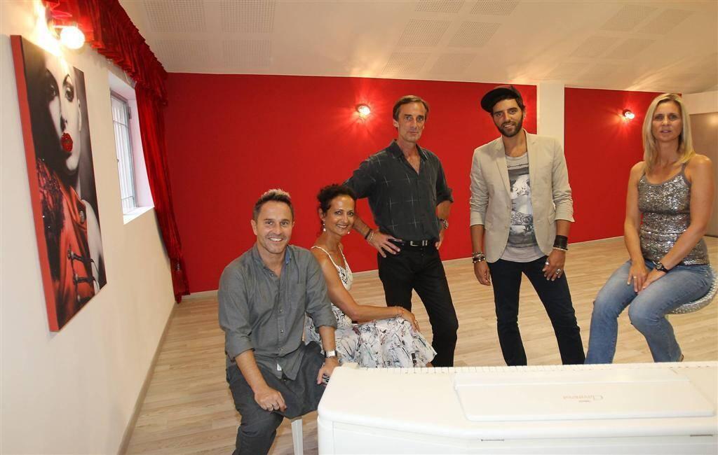 La Diamond School ouvre ses portes à la Bocca