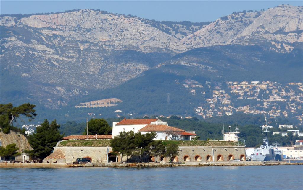 Fort de l'Eguillette