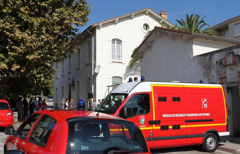 L'Antenne de Premiers Secours a été implantée dans une partie d'un bâtiment de la base aérienne de Roquebrune Cap Martin.