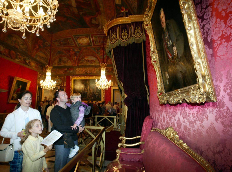 Les grands appartements du Palais Princier accueilleront le public de 11 heures à 16 heures.