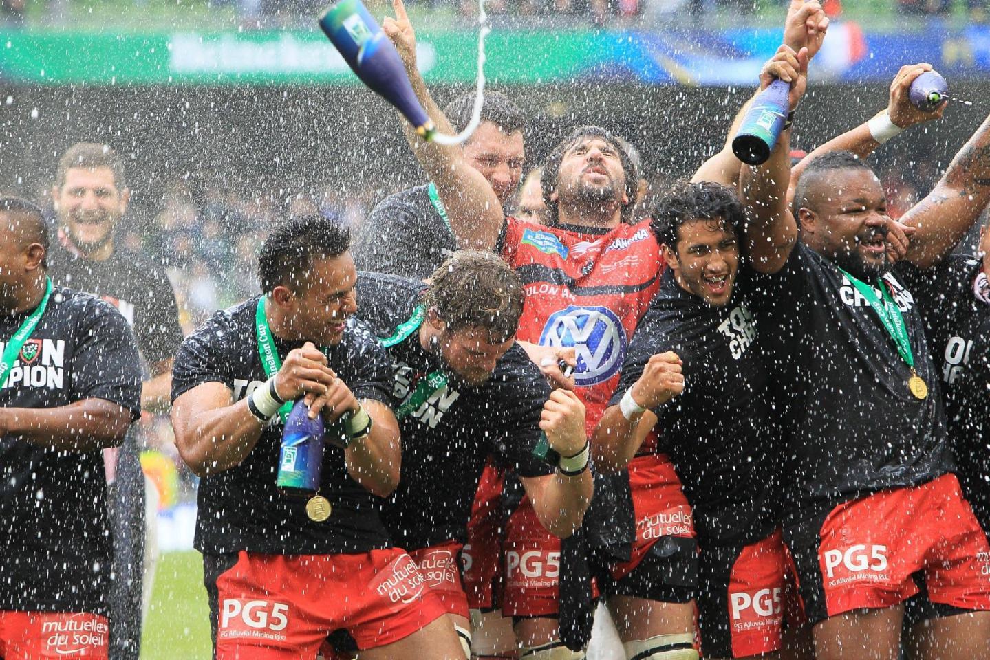 Champions d'Europe et finalistes du Top 14, les Toulonnais sont les grands oubliés de la Nuit du Rugby.