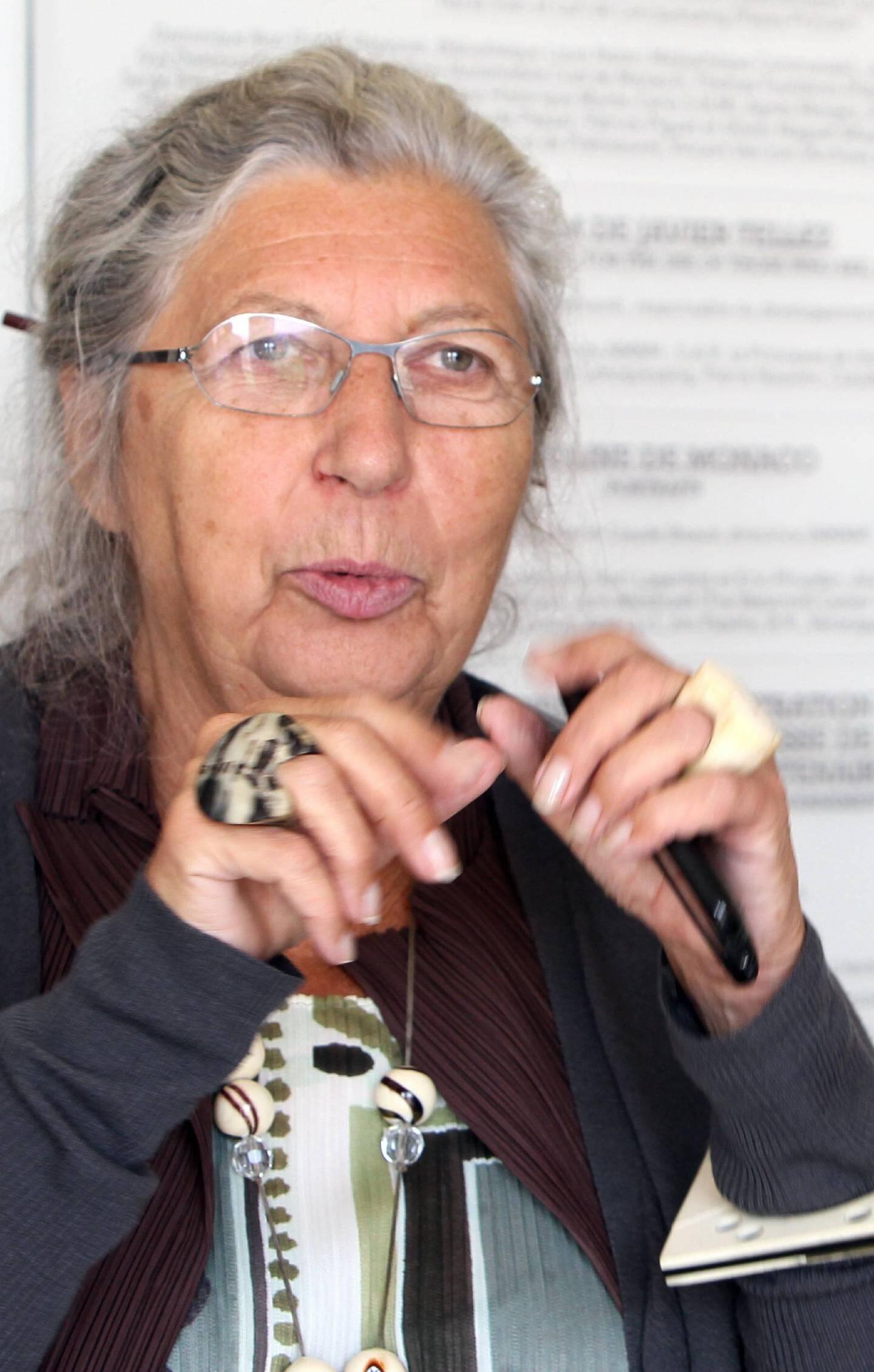 Marie-Claude Beaud a des projets plein la tête pour inscrire le NMNM dans un contexte international.
