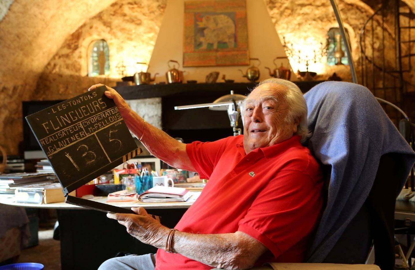 Dans Les Tontons flingueurs, il était Pascal, tueur à gages. Venantino Venantini, 83 ans, raconte son amitié avec Georges Lautner depuis Rome, au téléphone. Inconsolable, il promet d'être à Nice pour les obsèques.