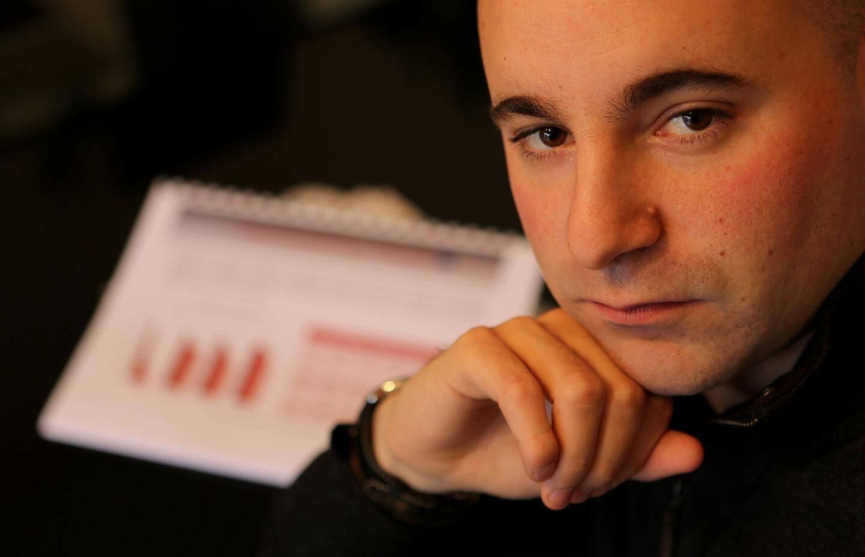 Christophe Barraud, sacré meilleur prévisionniste de l'économie américaine par Bloomberg Markets