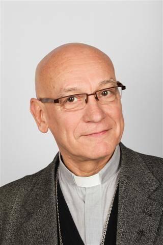 Mgr André Marceau évêque de Nice