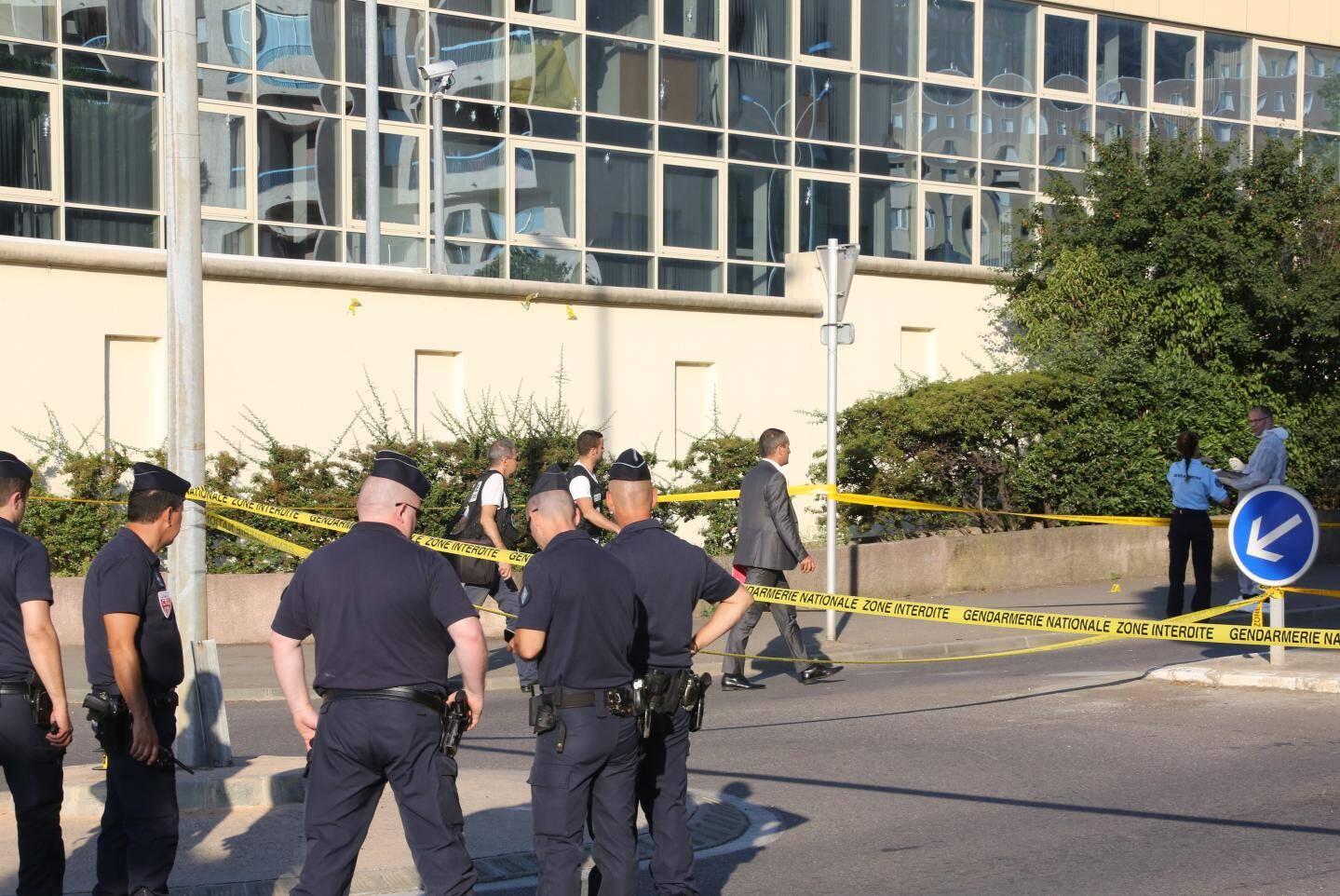 Des coups de feu ont été tirés contre la façade de la caserne de gendarmerie de Montesoro à Bastia