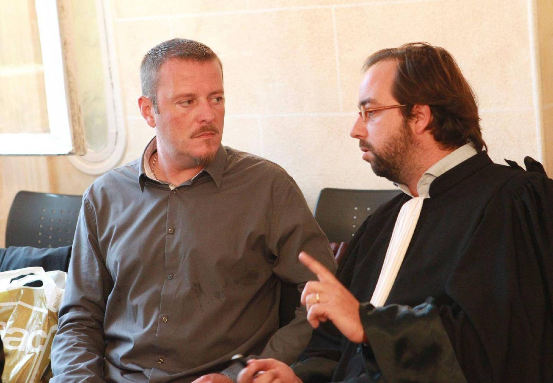 Franck Magaud, le compagnon de Nelly Bardaine se bat avec la famille de la défunte depuis 3 ans.