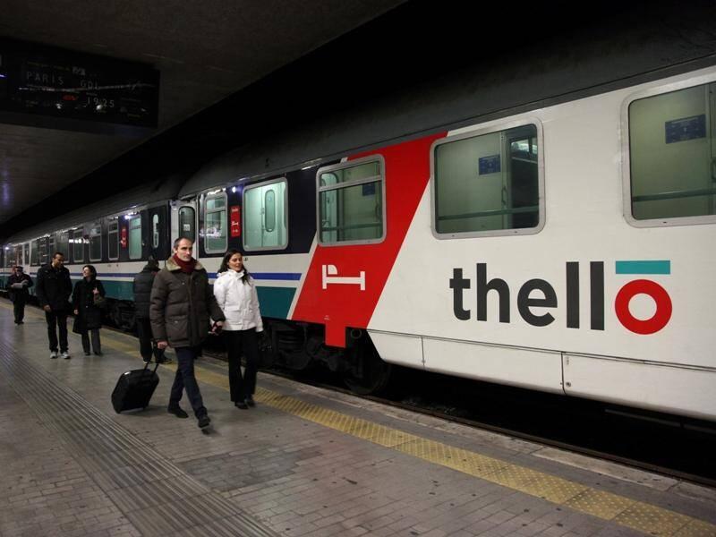 La compagnie privée Thello va lancer deux aller/retour quotidiens entre l'Italie et Marseille.