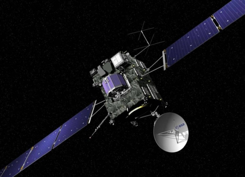 La sonde européenne Rosetta va tenter, ce mercredi, de faire se poser son petit robot atterrisseur, Philae, à la surface de la comète 67P/Churyumov-Gerasimenko, surnommée Tchouri.