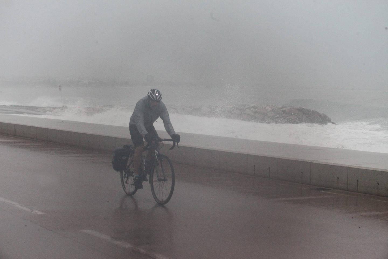 Des pluies record dans les AM