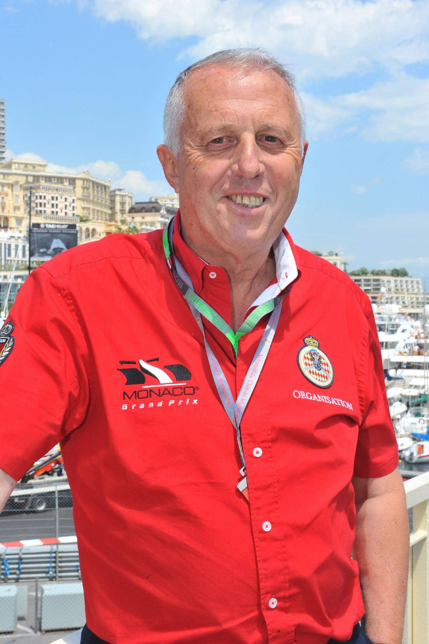 Jean-Michel Matas est commissaire général adjoint du rallye. Lors des épreuves, il prend le volant d'une des voitures ouvreuses (ci-dessus) pour parcourir la spéciale avant les pilotes et s'assurer que tout est en place.