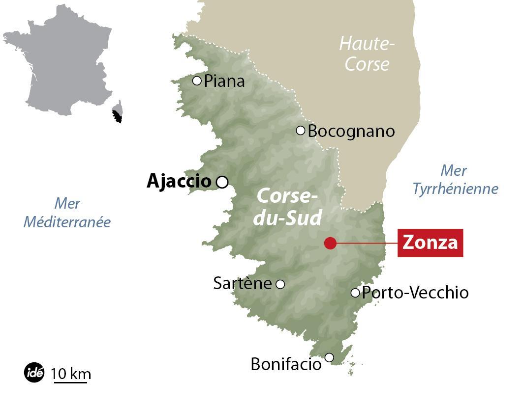 zonza corse du sud ide localisation 150226
