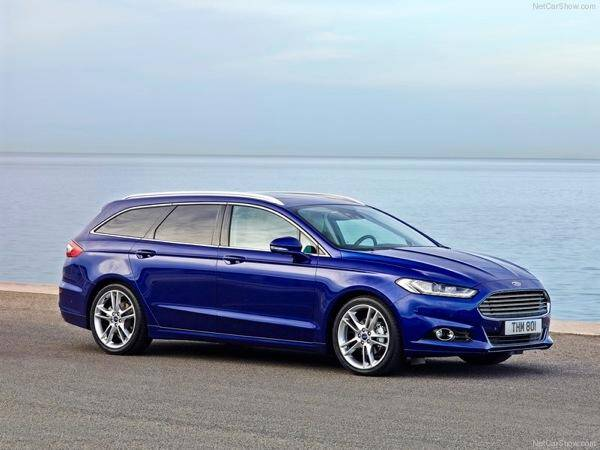 La nouvelle Ford Mondeo break