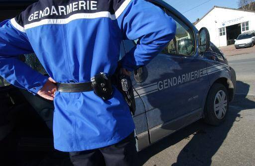 Gendarmerie illustration