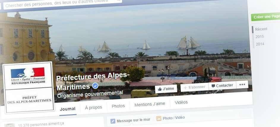 facebook prefecture alpes-maritimes 150823