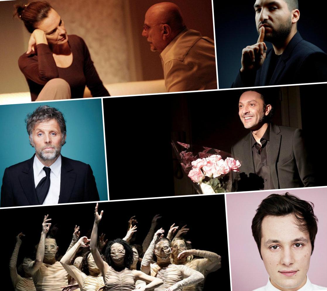Stéphane Guillon, Carole Bouquet, Vianney, Oliviet Sitruk etc... à l'affiche de la nouvelle saison du théâtre de Draguignan.