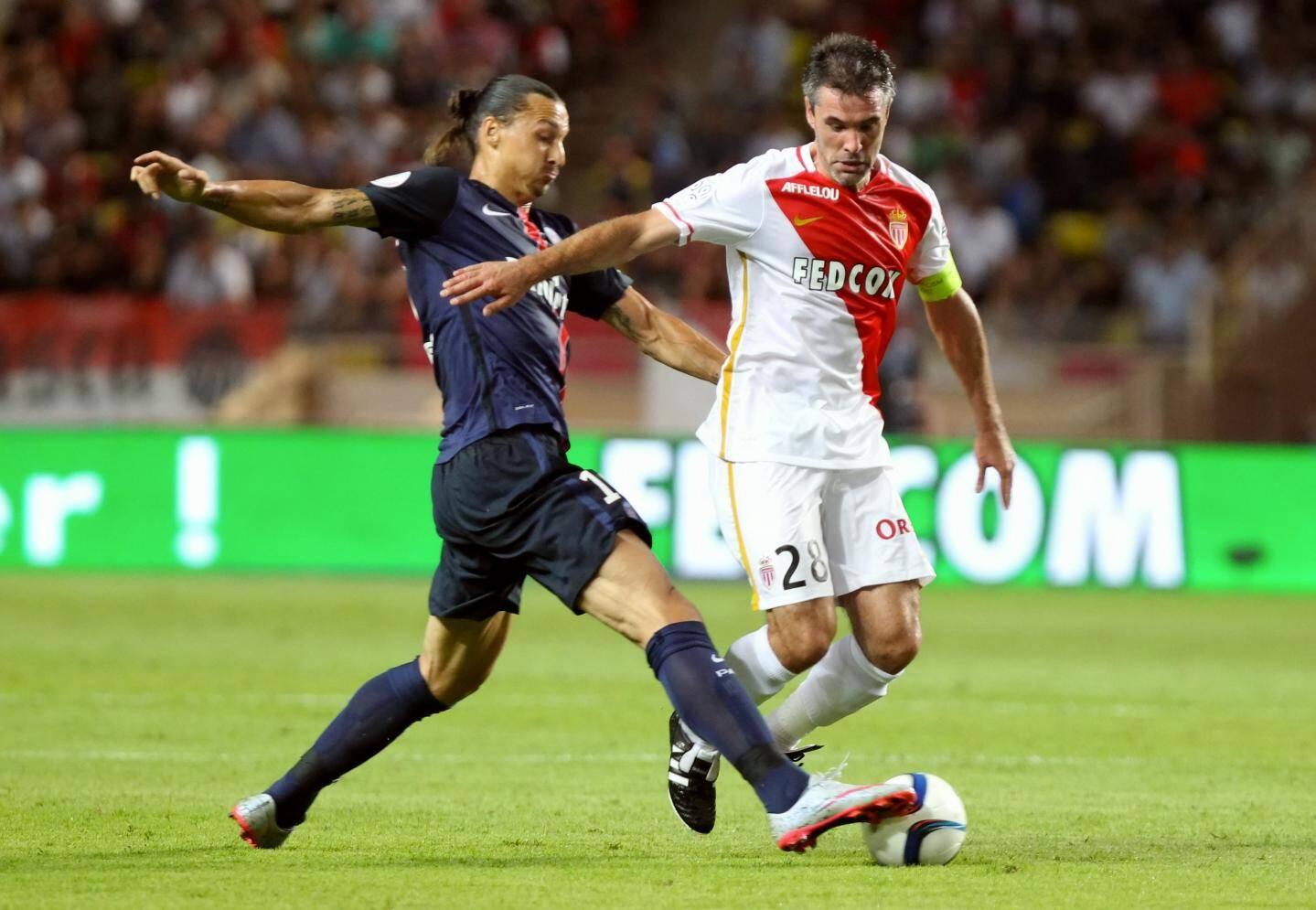 Illustration Monaco-PSG