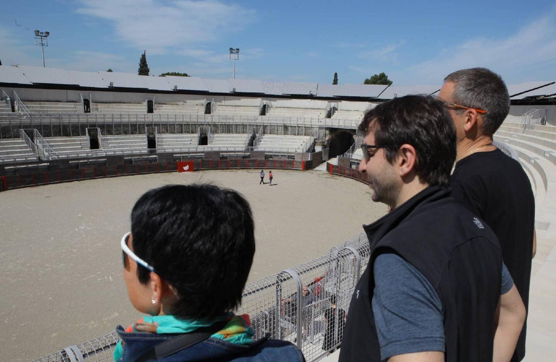Chaque année, l'amphithéâtre romain de Fréjus, revu et corrigé, demeure le site le plus visité.