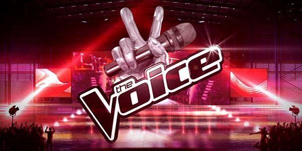 Illustration The Voice