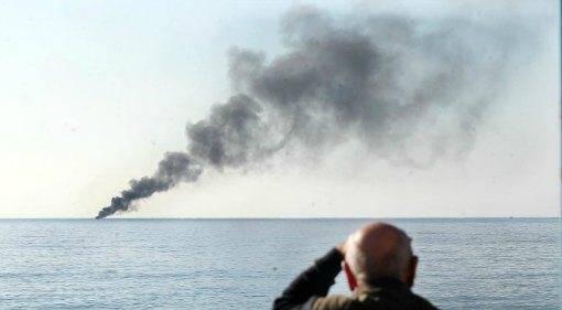 monaco menton feu bateau 151023