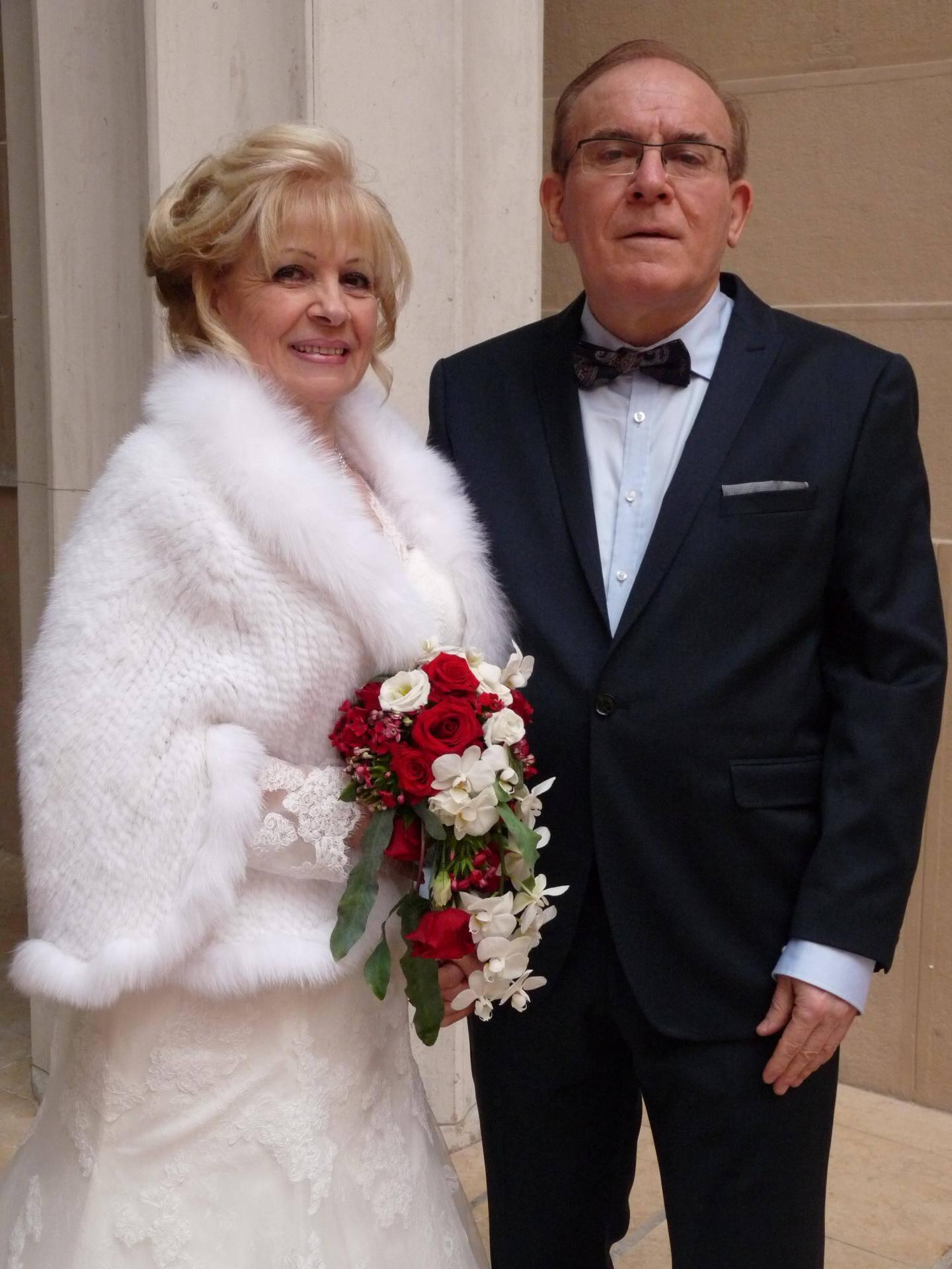 Sophia Cherillo, sans profession, et Jean-Paul Trenna, retraité.