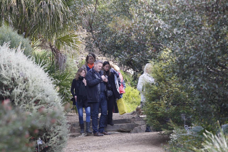 """Visiter le parc Gonzalez: Ce matin à 10 h, prenez part à la visite commentée du parc Gonzalez, à côté de la salle des fêtes du village (7 E par adulte). Ce parc, offert à la ville par les descendants de la peintre Roberta Gonzalez, est le premier parc européen dédié à la flore australienne (eucalyptus caesia, banksia, grevillea, Mélaleucca, mimosa), à la floraison décalée. Le parc vient d'obtenir le label """" Jardin remarquable """"."""