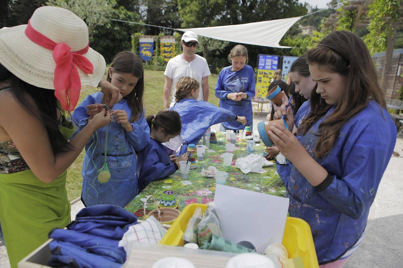 Les enfants seront à l'honneur avec de multiples ateliers artistiques.