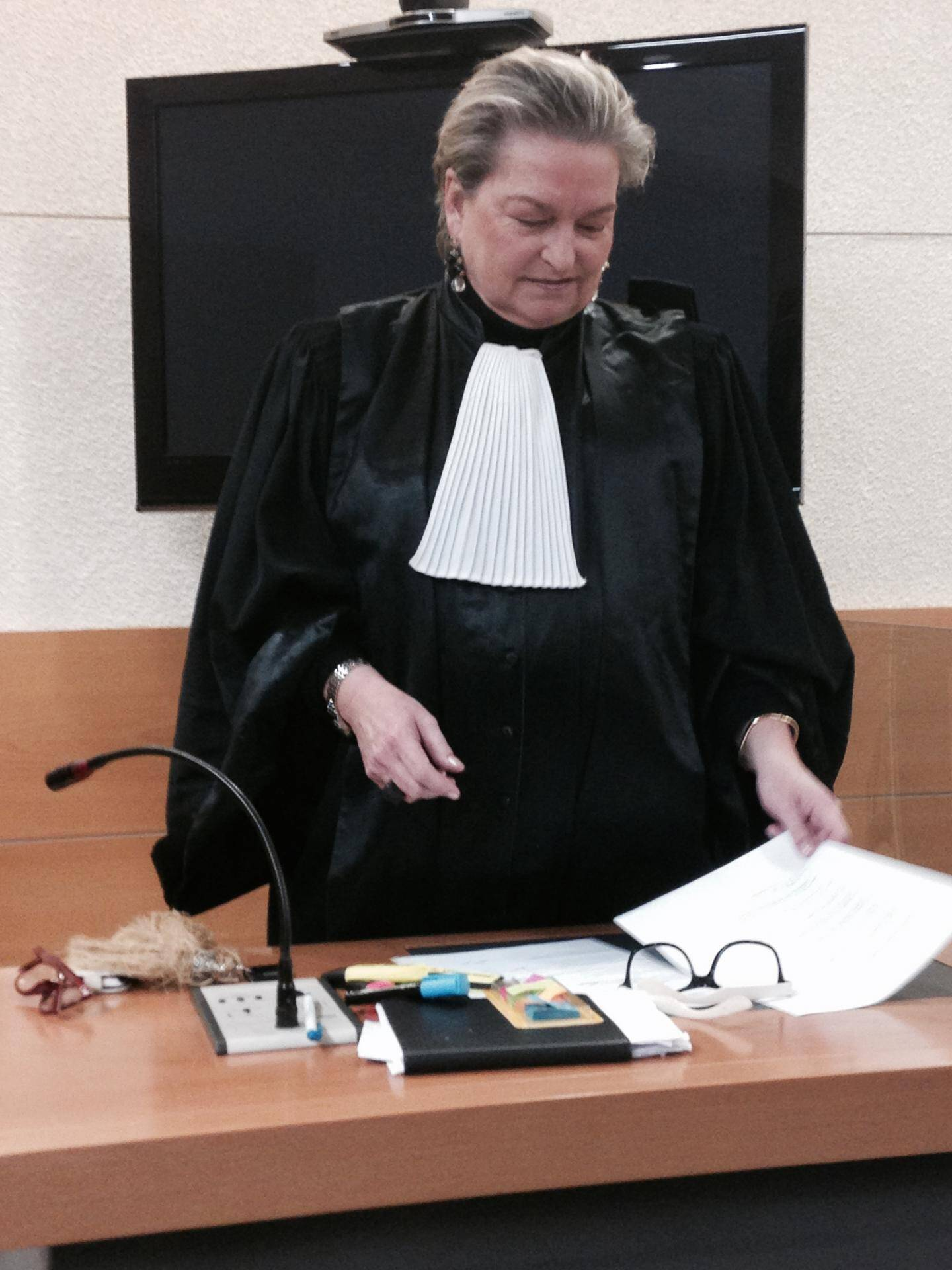 L'avocat général Brigitte Funel avait requis 18 ans de réclusion pour chacun des accusés.