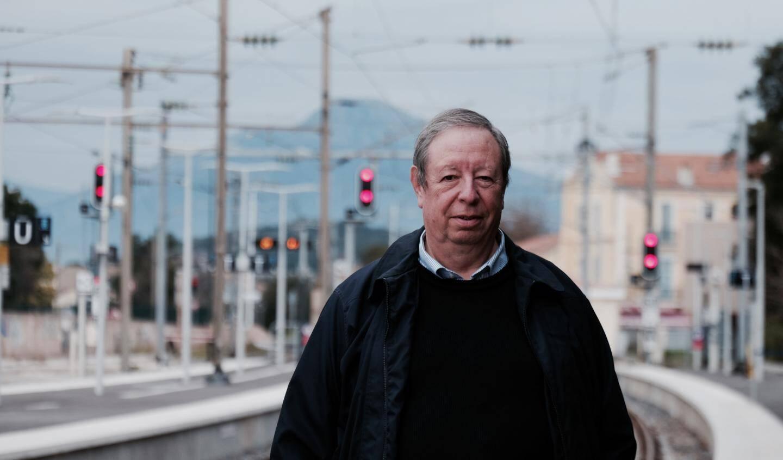 """Philippe Cretin, président régional de la Fnaut, considère lui aussi que """"Toulon a besoin d'un tramway plutôt que d'un BHNS""""."""
