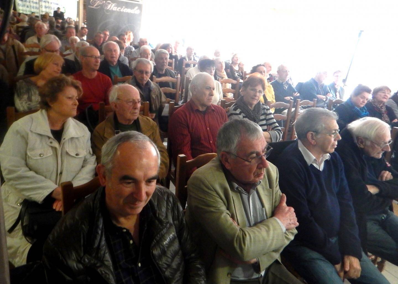 Les riverains ont eu tout loisir de s'exprimer durant cette assemblée.