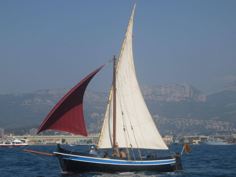 Les bateaux traditionnels de La Partègue seront à l'honneur. Comme le Raïs de Mandrago.