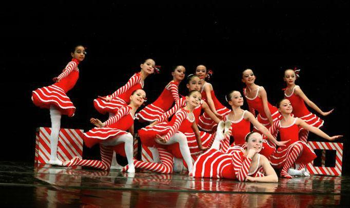 L'école de danse Arabesque a obtenu 23 médailles d'or et 5 médailles d'argent.