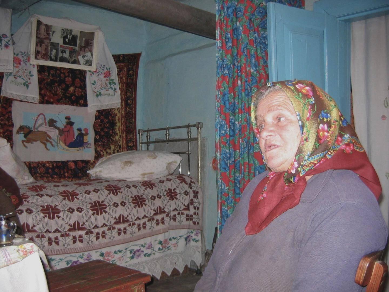 De nombreuses personnes âgées sont retournées vivre dans leurs maisons situées dans la zone interdite.