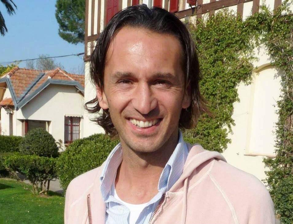 Mickaël Marsiglia, l'un des participants à cette journée qu'il n'oubliera jamais.