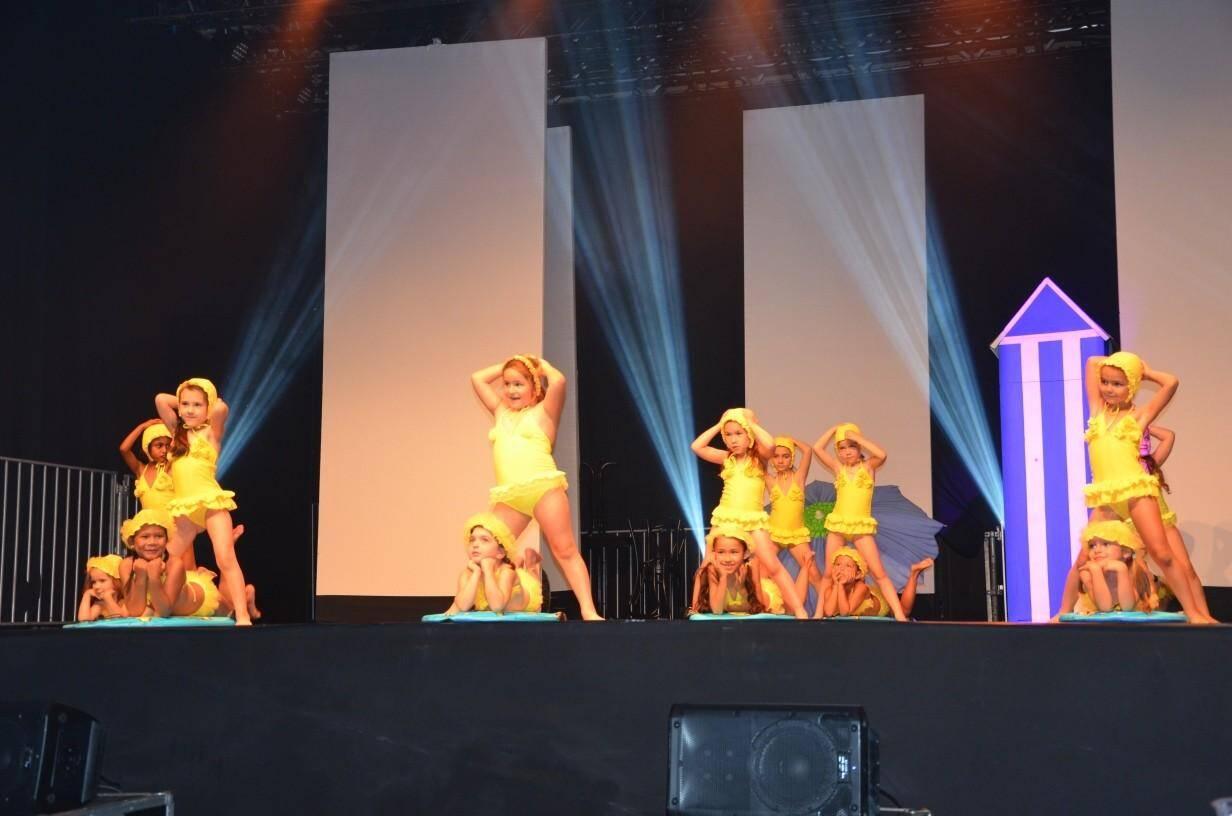 Le Gala de danse de l'Ecole municipale de danse très attendu par les familles beausoleilloises.