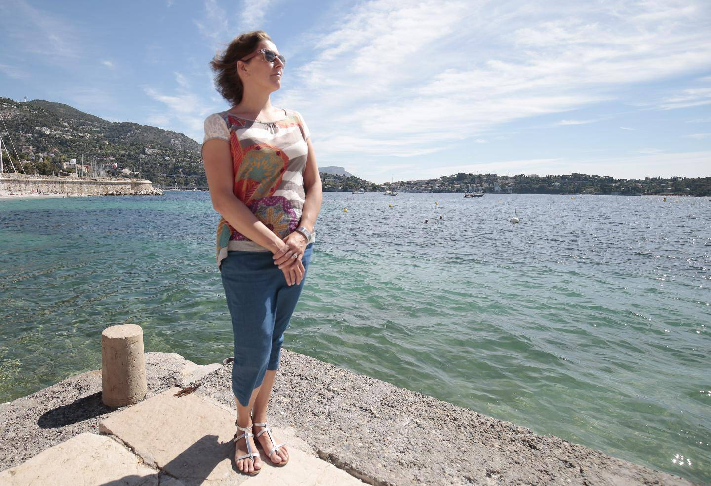 Luisa Passeron Mangialajo, enseignant chercheur en écologie marine veut sauver les forêts marines.